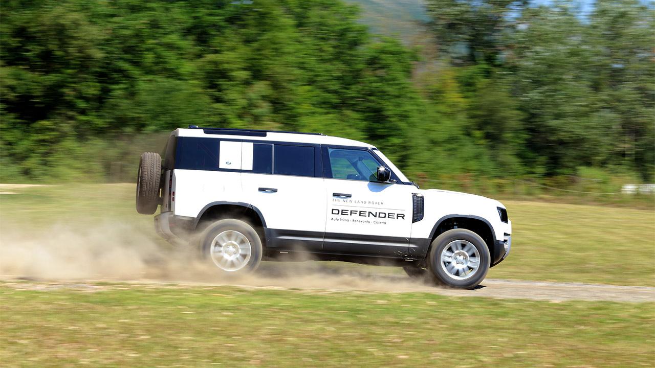 UnstoppableItaly da AUTO PRIMA (TEST DRIVE)